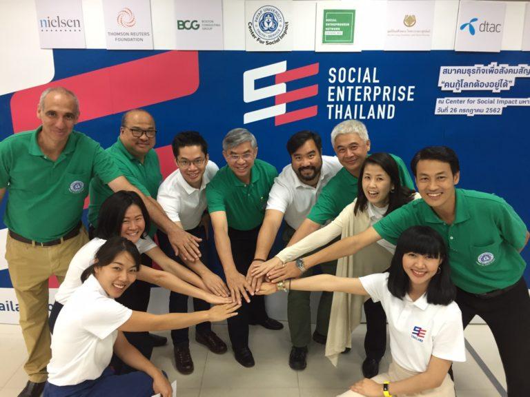 social impact thailand