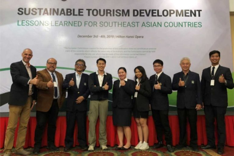 Sustainable Tourism Development For Southeast Asia Conference