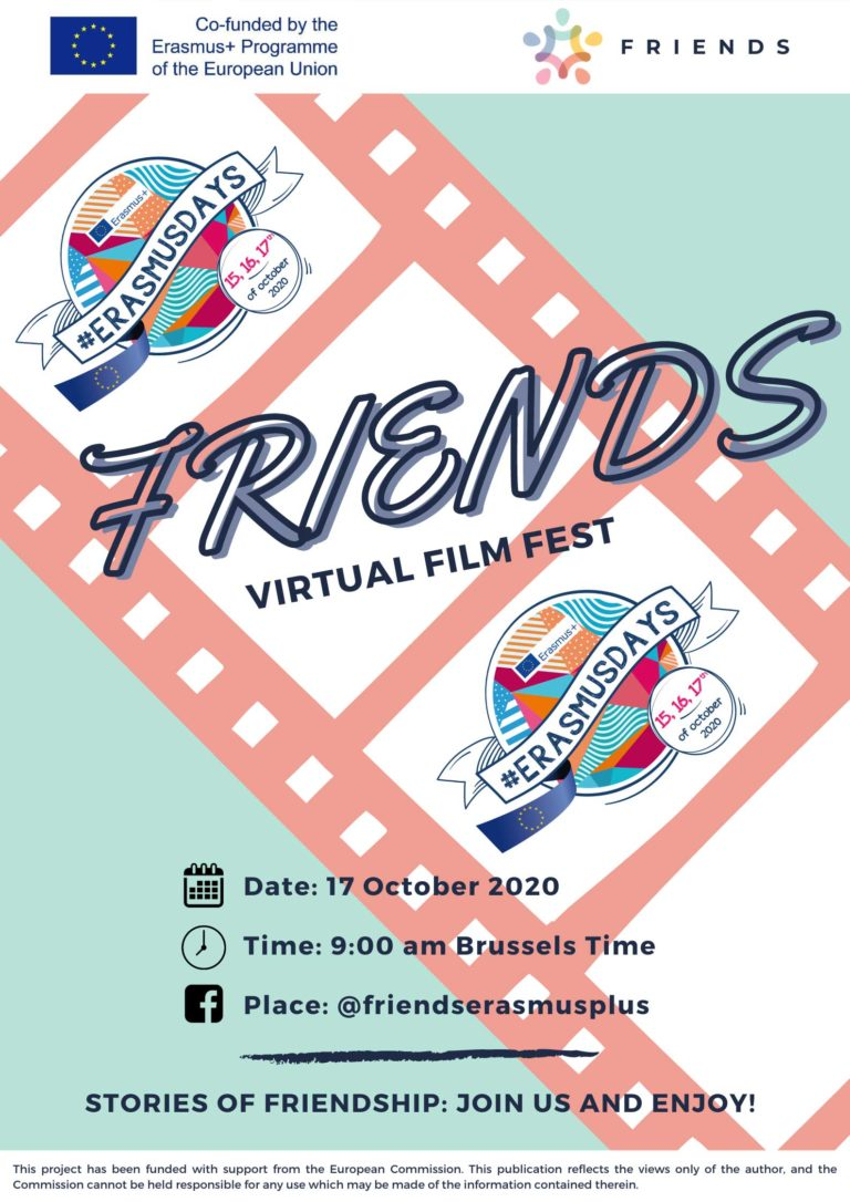 friends project poster